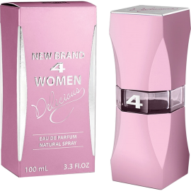 NEW BRAND Prestige 4 Women Delicious Eau de Parfum 100 ml