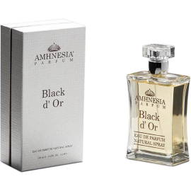 AMHNESIA Prestige Black d'Or Eau de Parfum 100 ml