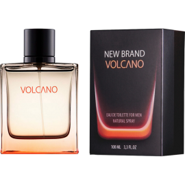 NEW BRAND Prestige Volcano Eau de Toilette 100 ml