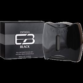 NEW BRAND Prestige Extasia Black Eau de Toilette 100 ml