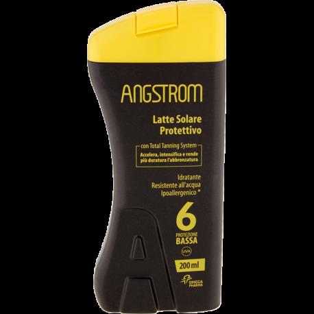 ANGSTROM Latte Solare Protettivo SPF 6 - (Protezione Bassa)