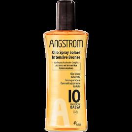 ANGSTROM Olio Spray Solare Intensive Bronze SPF 10 - (Protezione Bassa)