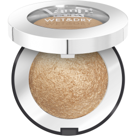 PUPA Vamp! Wet&Dry Ombretto Precious Gold 101