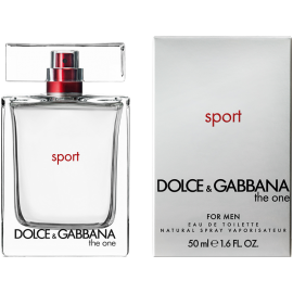 DOLCE&GABBANA The One Sport Eau de Toilette 50 ml