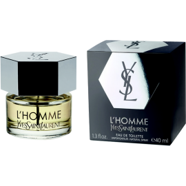 YVES SAINT LAURENT L'Homme Eau De Toilette 40 ml