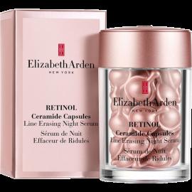 ELIZABETH ARDEN Retinol Ceramide Capsules Line Erasing Night Serum 30 cps