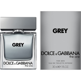 DOLCE&GABBANA The One Grey Eau de Toilette Intense 30 ml