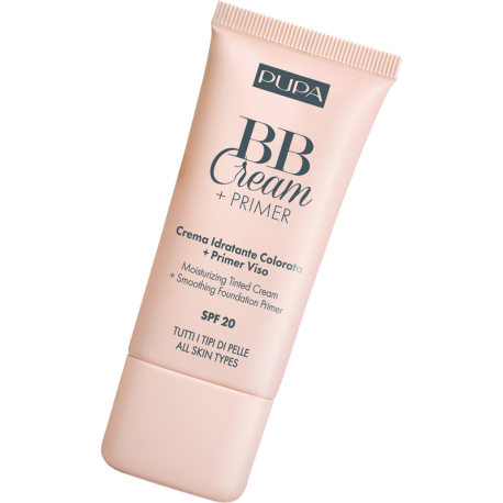 PUPA BB Cream + Primer Tutti i Tipi di Pelle 30 ml
