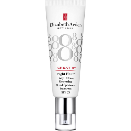 ELIZABETH ARDEN Eight Hour Great 8 Daily Defence Moisturizer SPF35 45 ml