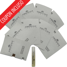 AMHNESIA Luxury & Privèe Collection Set 9 Samples