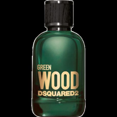 DSQUARED² Green Wood pour Homme Eau de Toilette