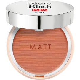 PUPA Extreme Blush Matt Pop Brown 002