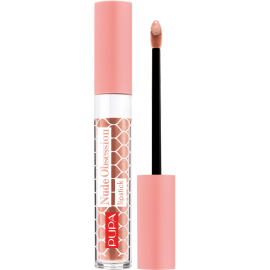 PUPA Nude Obsession Lipstick Shiny Push Up 002