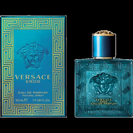 VERSACE Eros Eau de Parfum 50 ml