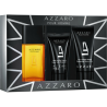 AZZARO Pour Homme Gift Set (Eau de Toilette 30ml + After Shave Balm 30ml + Hair and Body Shampoo 50ml