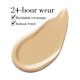 ELIZABETH ARDEN Flawless Finish Skincaring Foundation Light Medium - Neutral 250N
