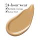 ELIZABETH ARDEN Flawless Finish Skincaring Foundation Tan - Warm 410N