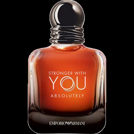 GIORGIO ARMANI Emporio Armani Stronger With You Absolutely Parfum 50 ml