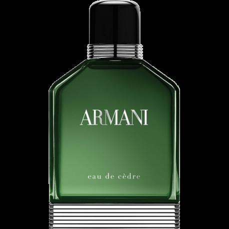 GIORGIO ARMANI Eau de Cèdre pour Homme Eau de Toilette 100 ml