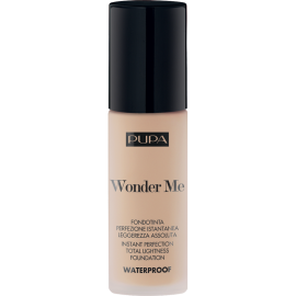 PUPA Wonder Me Fondotinta Fluido Light Beige - Warm 020