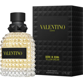 VALENTINO Born in Roma Yellow Dream Uomo Eau de Toilette 50 ml
