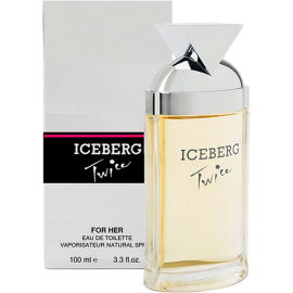 ICEBERG Twice for Her Eau de Toilette 100 ml