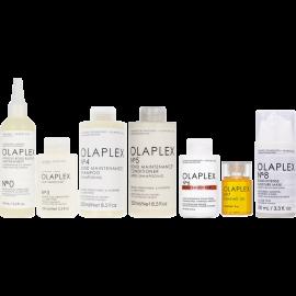 OLAPLEX The Complete Hair Repair System (No.0+No.3+No.4+No.5+No.6+No.7+No.8)