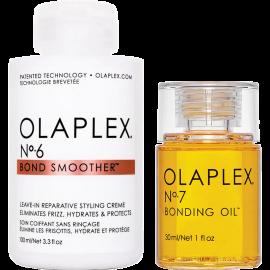 OLAPLEX Iconic Styling Duo (No.6 100ml + No.7 30ml)