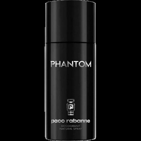 PACO RABANNE Phantom Deodorant Natural Spray 150 ml