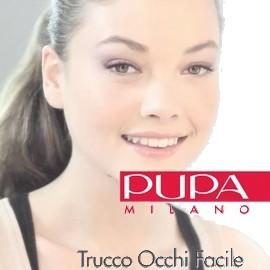 Makeup Occhi Pupa