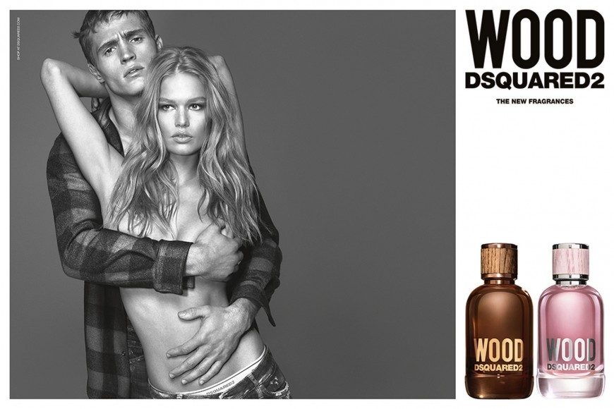 Nuovi Dsquared² Wood - Homme e Femme