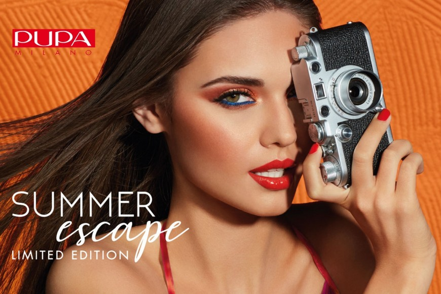 Pupa Summer Escape Collection