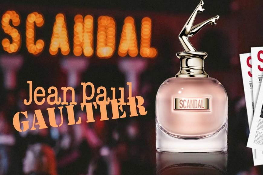 Scandal Jean Paul Gaultier, nuovo profumo femminile