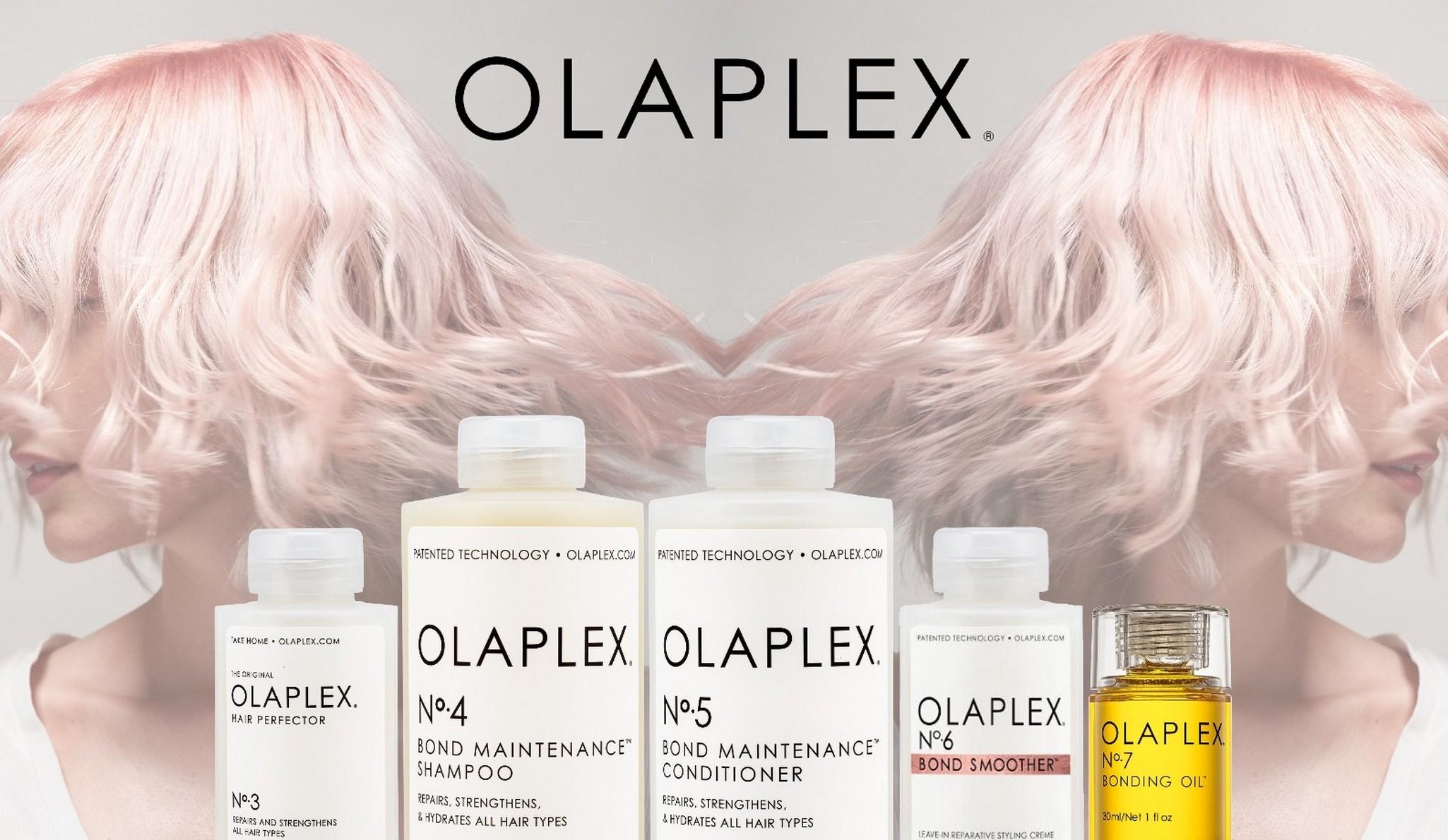 Olaplex, una categoria completamente nuova di prodotti per la cura dei capelli