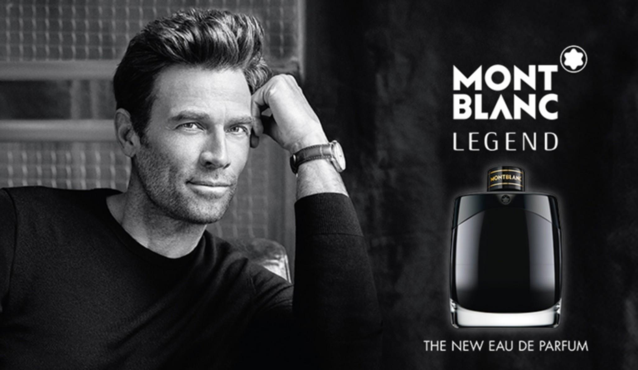 Montblanc Legend la nuova eau de parfum